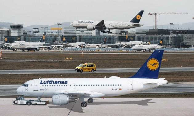 Kormányzati segítséget kér a Lufthansa