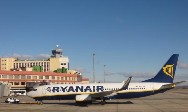 Két új járatot indít Budapestről Olaszországba a Ryanair