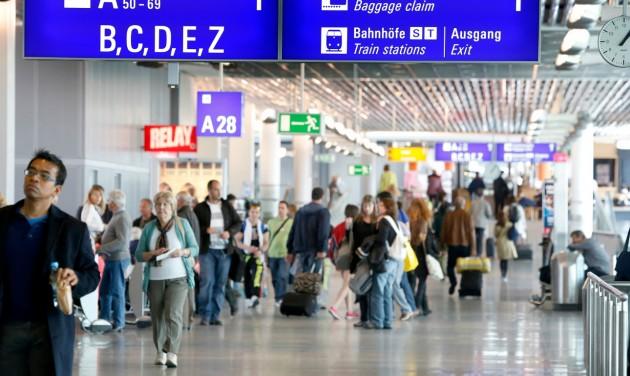 Trendfordulót jeleznek előre a német repterek
