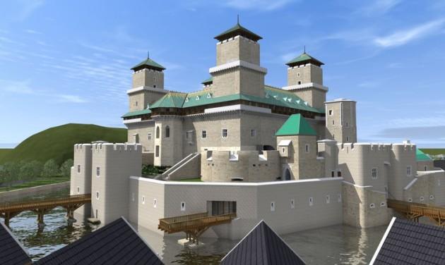 Különleges interaktív élménytér lesz a Diósgyőri vár