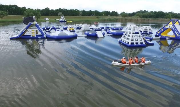 Az újraéledő Tisza-tó