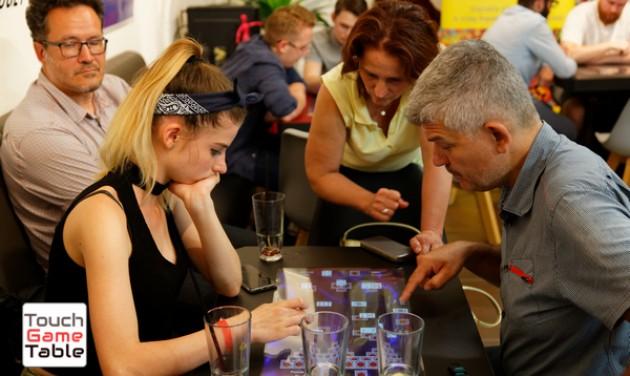 A digitális játékasztal a vendégélmény-teremtés rekordere