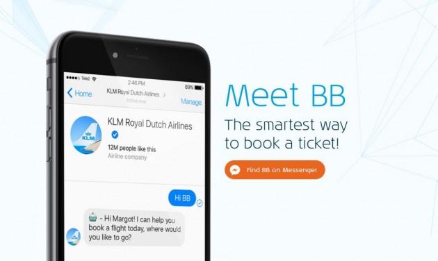 Mesterséges intelligencia a KLM-nél