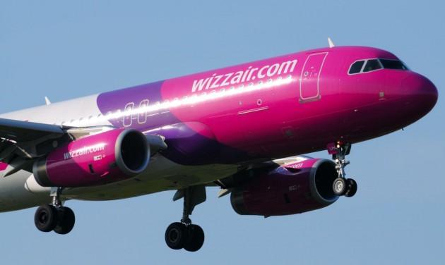 Felfüggeszti két budapesti járatát a Wizz Air