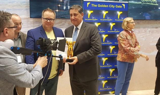 ITB: Golden City Gate-díj egy magyar turisztikai kisfilmnek