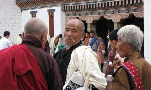Kiállítás, előadás, filmpremier Bhutánról