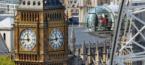 Folytatódott a londoni turizmus rekordnövekedése