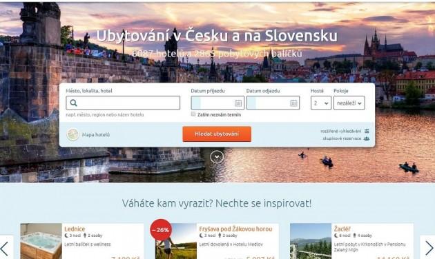 Cseh turisztikai céget vásárolt a Szállás.hu