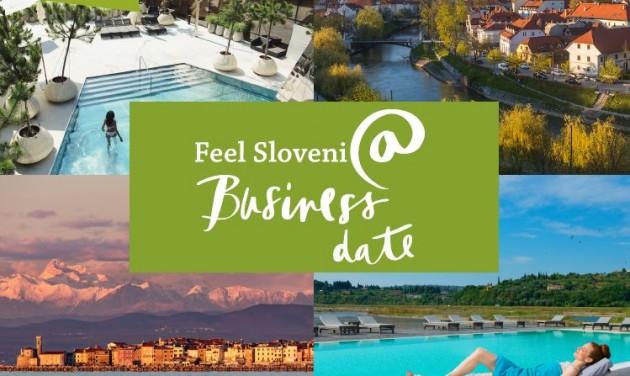 Foglaljon időpontot a szlovén üzleti rapid randira!