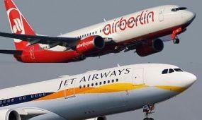 Air Berlin–Jet Airways törzsutas-megállapodás