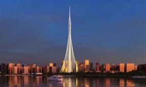 Megint a világ legmagasabb tornyát készül felhúzni Dubaj – videó