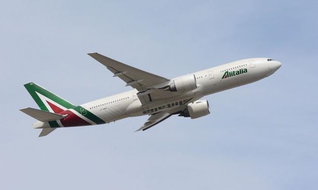 Továbbra is nő az Alitalia bevétele, de a jövője kérdéses