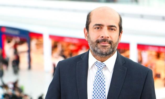 Távozik Kam Jandu, a Budapest Airport kereskedelmi igazgatója