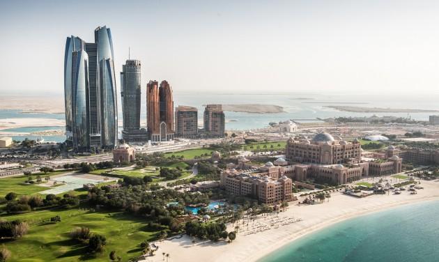 Járatot indított Abu Dhabiba az airBaltic