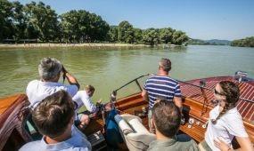 Ellenőrzött minőségű víz a Dunakanyar strandjain
