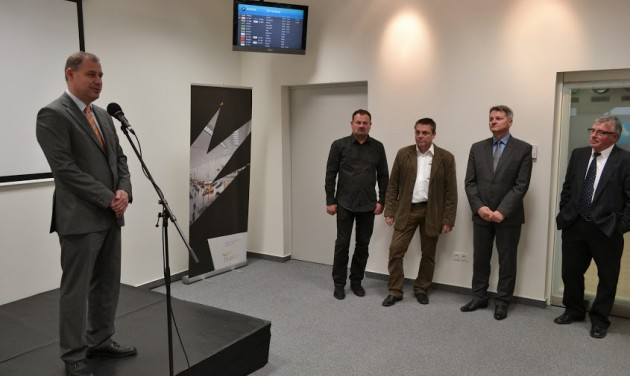 Képgalériát nyitott a Budapest Airport