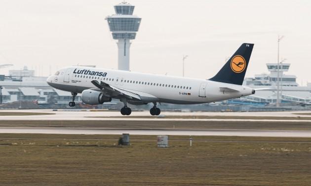 Törölt 7100 európai járatot a Lufthansa Csoport
