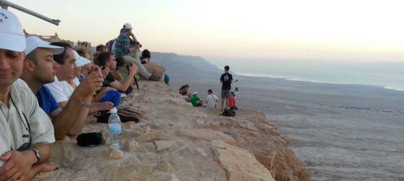Izrael biztonságos a turisták számára