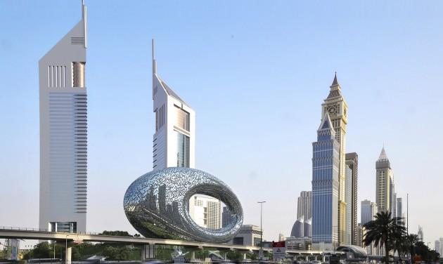 Újabb csodálatos látnivalókat adnak át Dubajban