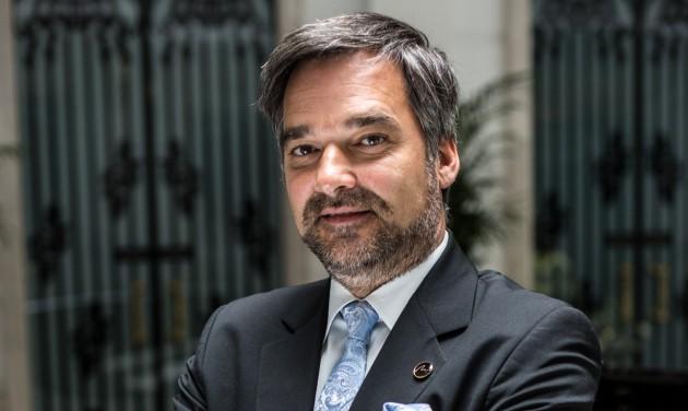 Nádas Gábor az Aria Hotel Budapest új igazgatója
