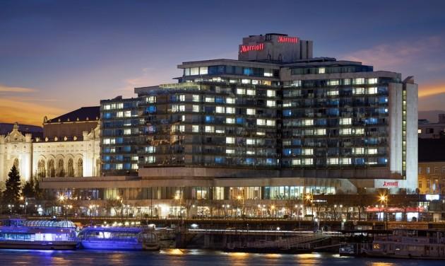 50 éves Duna InterContinental-találkozó a Marriottban