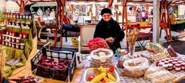 Kiemelt terület a termelői piacok támogatása