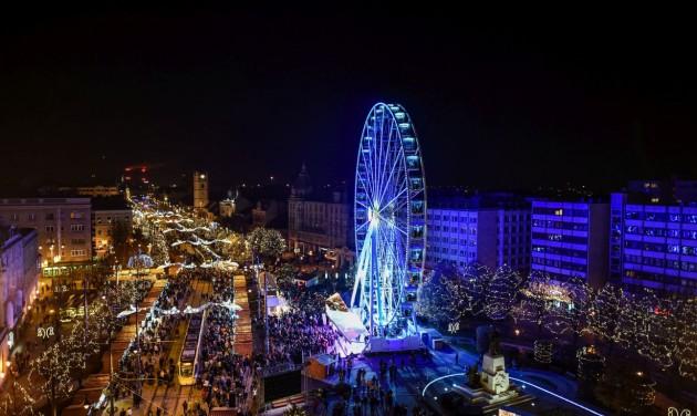 Debrecen és Győr a legnépszerűbb szilveszteri úti célok között