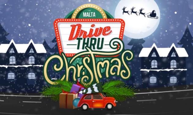 Autós karácsonyi vásárt rendez egy máltai kézműves falu