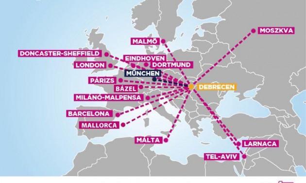 Turizmus.com rádió: Tamás László - újabb rekord a Debrecen Airporton