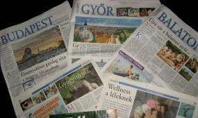 Magyarországi utazási mellékletek a szlovákiai magyar napilapban