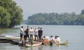 Átadták az első vízi megállóhelyeket tanúsító védjegyeket