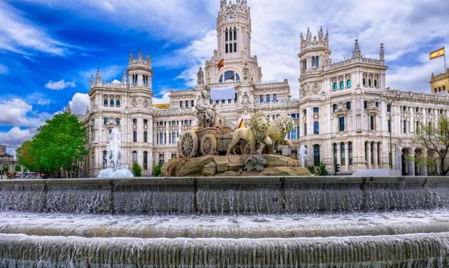 Májusig tartó szükségállapotról döntött a spanyol parlament