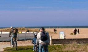 Új Vélo Francette kerékpárút Normandiától La Rochelle-ig