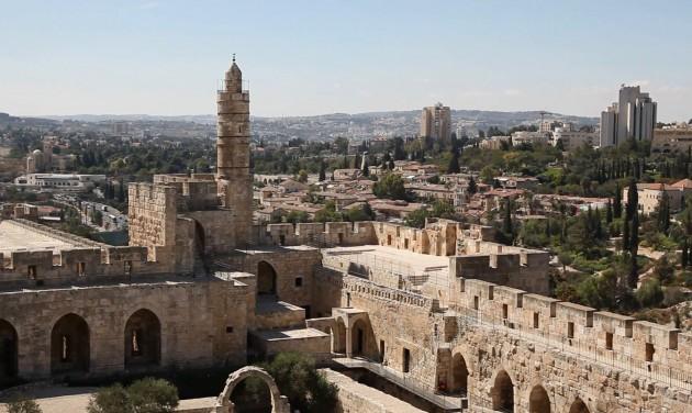 VR-túra a Jézus korabeli Jeruzsálembe