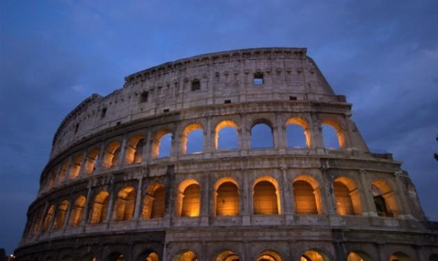 Rekordot döntött a Colosseum látogatottsága