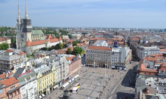 Javul Zágráb és Budapest összeköttetése