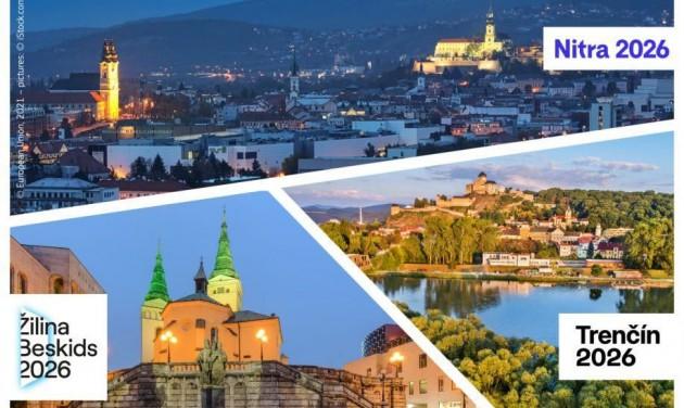 Három szlovák város az ECOC 2026 finisében
