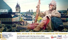 Játékra hív Eger városa