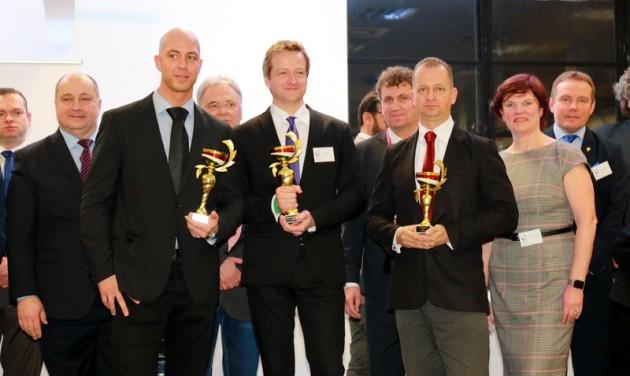 Öt bajnokot választottak a KávéBár Bazáron