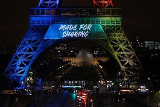Párizs is beindította olimpiai kampányát
