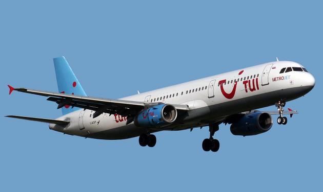 Heti két saját chartert indít Antalyára a TUI Budapestről