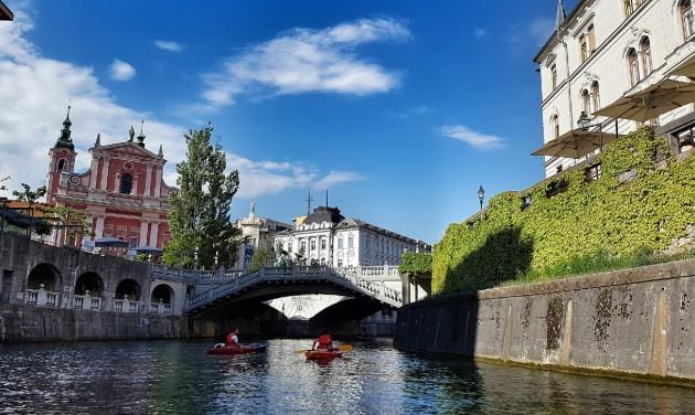 További korlátozások Szlovéniában és Szerbiában
