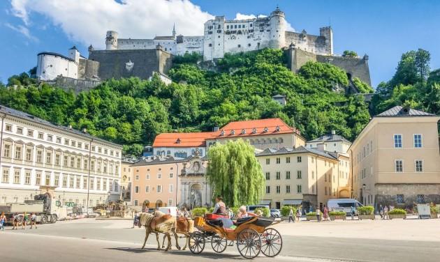 Hatalmasat zuhant az osztrák turisztikai forgalom az előszezonban