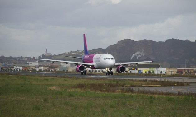 Naponta repülne Székelyföldre a Wizz Air?