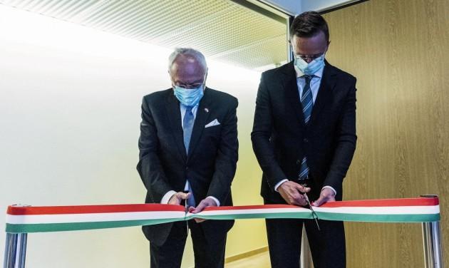 Megnyílt Magyarország genfi konzulátusa