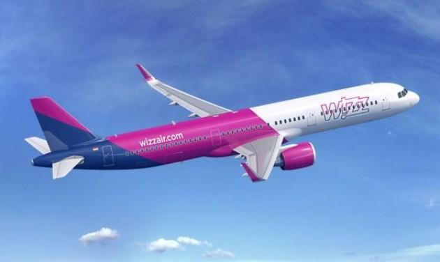 23 millióan repültek tavaly a Wizz Air-rel