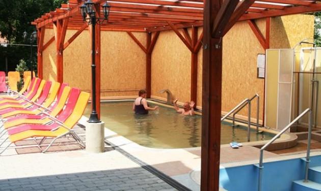 Fürdő- és wellness részleg fejlesztés a mezőkövesdi Hajnal Hotelben