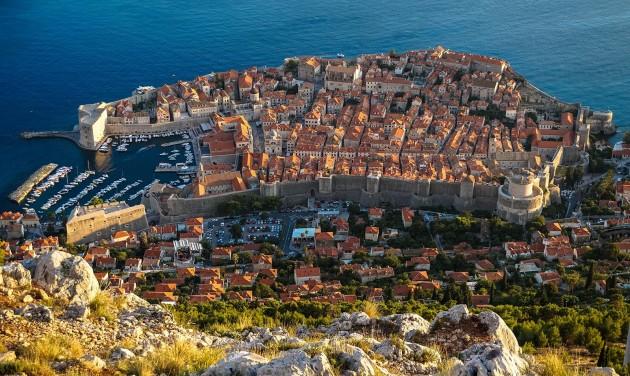 Dubrovnikban forgatják az új Robin Hoodot