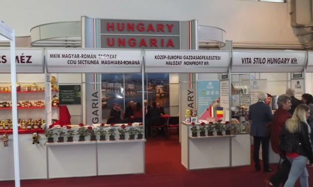 Magyar stand a GastroPan szakmai kiállításon