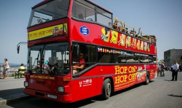 Koncessziós szerződés a városnéző buszoknak